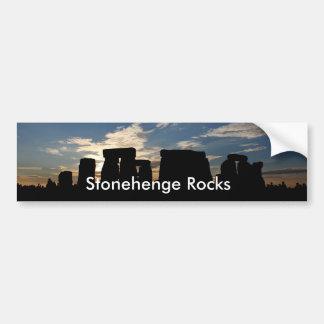 De sticker van de Bumper van de Rotsen van Stonehe