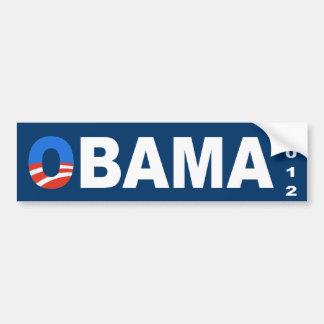 De Sticker van de Bumper van de Verkiezing van Oba