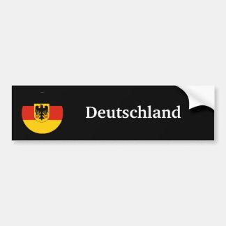 De sticker van de Bumper van Deutschland (Duitslan