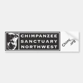 De Sticker van de Bumper van het Logo van het Noor