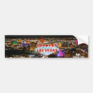 De Sticker van de Bumper van Las Vegas