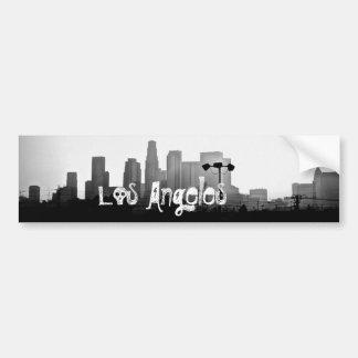 De Sticker van de Bumper van Los Angeles