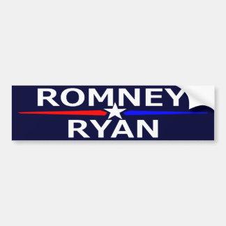 De Sticker van de Bumper van Ryan van Romney