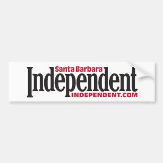 De Sticker van de Bumper van Sb Indy