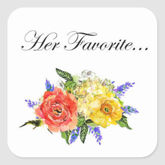 De Sticker van de Gunst van het huwelijk