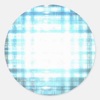 De Sticker van de koplamp