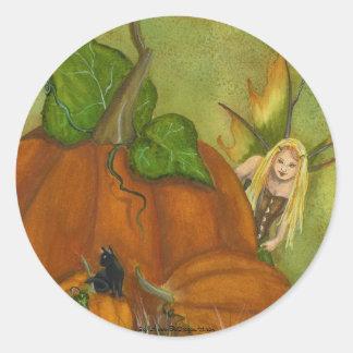 De Sticker van de Oogst van de herfst