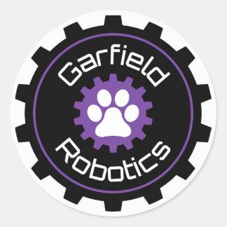 De Sticker van de Robotica van Garfield
