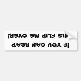 De Sticker van de tik