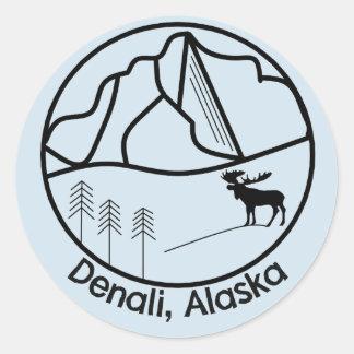 De sticker van Denali