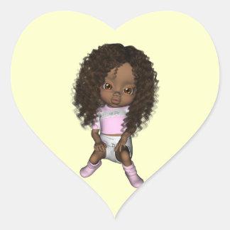 De Sticker van Gemma van het baby