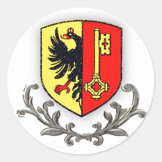 De Sticker van Genève