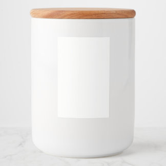 De Sticker van het Etiket van de Container van het
