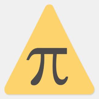 De Sticker van het Symbool van pi - de Dag van Pi