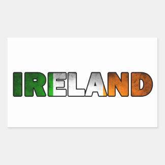 De Sticker van Ierland