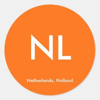 De Sticker van NL