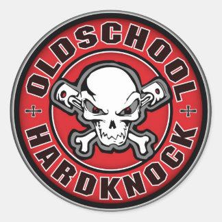 De Sticker van Oldschool