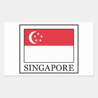 De Sticker van Singapore