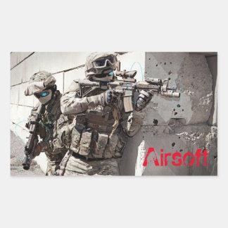 De Stickers van Airsoft