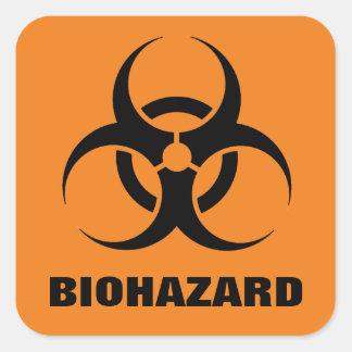 De Stickers van Biohazard