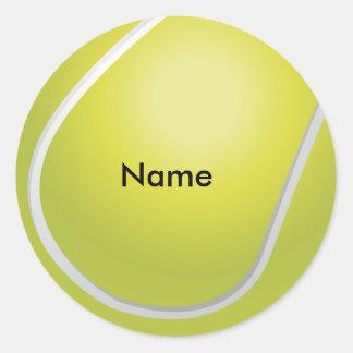 De Stickers van de Bal van het Tennis van de