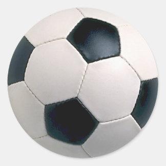 De Stickers van de Bal van het voetbal