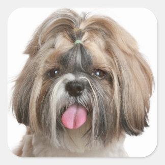 De Stickers van de Groet van de Hond van het Puppy