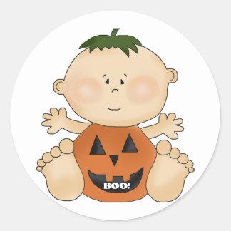 De Stickers van de Pret van de Jongen van het Baby