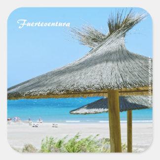 De Stickers van Fuerteventura