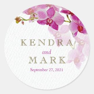 De Stickers van het Huwelijk van het Paradijs van