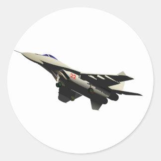 De Stickers van het Vliegtuig van het gevecht