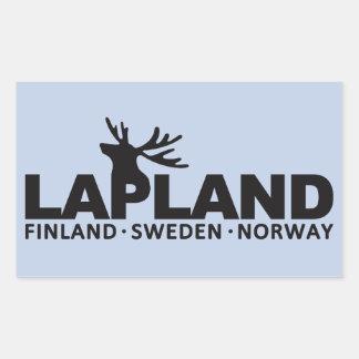 De stickers van LAPLAND