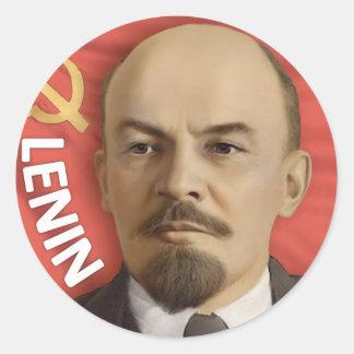 """De Stickers van """"LENIN"""""""