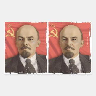 De Stickers van Lenin (Besnoeiing in 2)