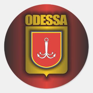 """De Stickers van Odessa """"van het Staal"""""""