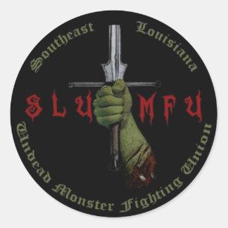 De Stickers van SlumFu