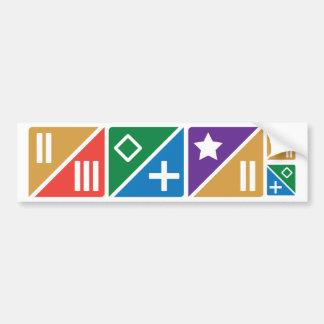 De Stickers van Tooltip van de VOORAVOND