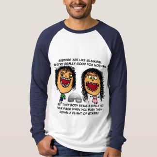 De Stiekeme Humor van de broer en van de Zuster T Shirt