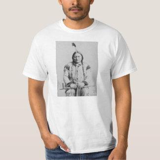 De Stier Amerikaanse Indiër van de zitting T Shirt