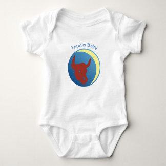 De Stier van het Vest van het Baby van het Teken Romper