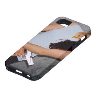 De Stijl Iphone 5 van de actie Geval iPhone 5 Case-Mate Hoesjes
