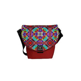 $ de Stijl van de Hippie van Ibiza van de Zakken Courier Bags
