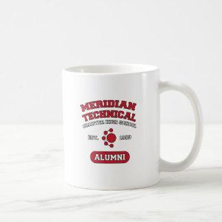 De Stijl van de Universiteit van Oudstudenten Koffiemok