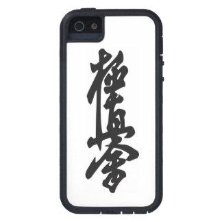 De stijl van Kyokushin 5s Tough Xtreme iPhone 5 Hoesje