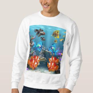 De Stijl van Sealife van het aquarium Trui