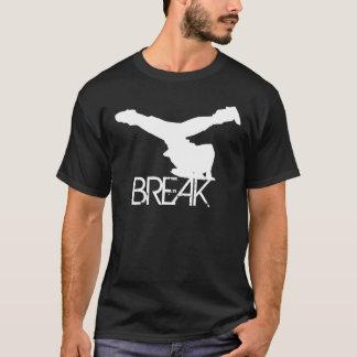 De stijl wht ONDERBREKING van de windmolen T Shirt