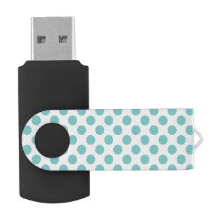 De Stippen van Aqua USB Stick