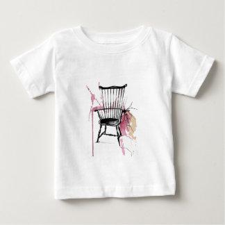 De Stoel van Windsor Baby T Shirts