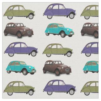 De Stof van Citroën 2CV