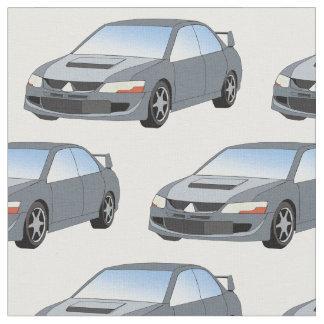 De Stof van de Evolutie van Mitsubishi Lancer